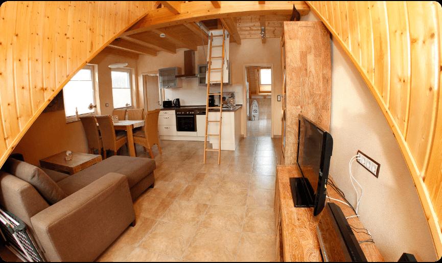 Wohnung Dachgeschoss